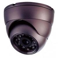 Vandaalbestendige Infrarood Dome Camera 540TVL 1/3 SONY CCD  3,6mm lens