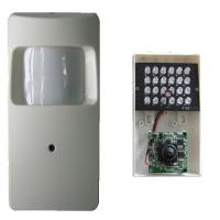 Verborgen IR Camera in PIR (alarm melder) 700TVL 1/3 SONY CCD 3,7mm lens