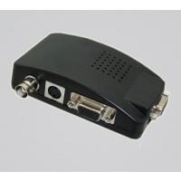 BNC/SVHS/S-Video naar VGA Converter