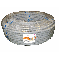 Hirschmann 100 M COAX kabel met UTP in 20MM buis 4G proof