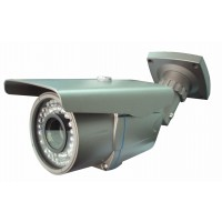 "Weersbestendige Infrarood Camera 540TVL 1/3"" SONY CCD  4-9mm varifocaal"